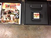 THQ Nintendo DS Game WORMS OPEN WARFARE